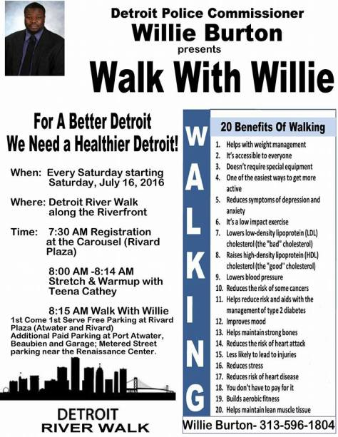 Walk With Willie