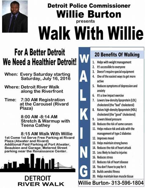 Walk With Willie