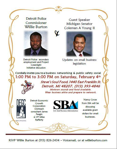 Business Networking and Public Safety Social